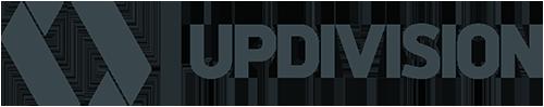 Updivision - logo